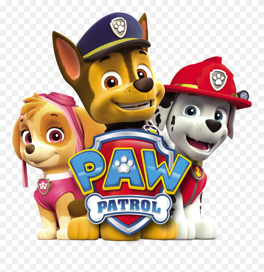 Transparent Paw Patrol Png Paw Patrol Hd Png Clipart 5264573 Is A Creative Clipart Download T Paw Patrol Decorations Paw Patrol Birthday Paw Patrol Party