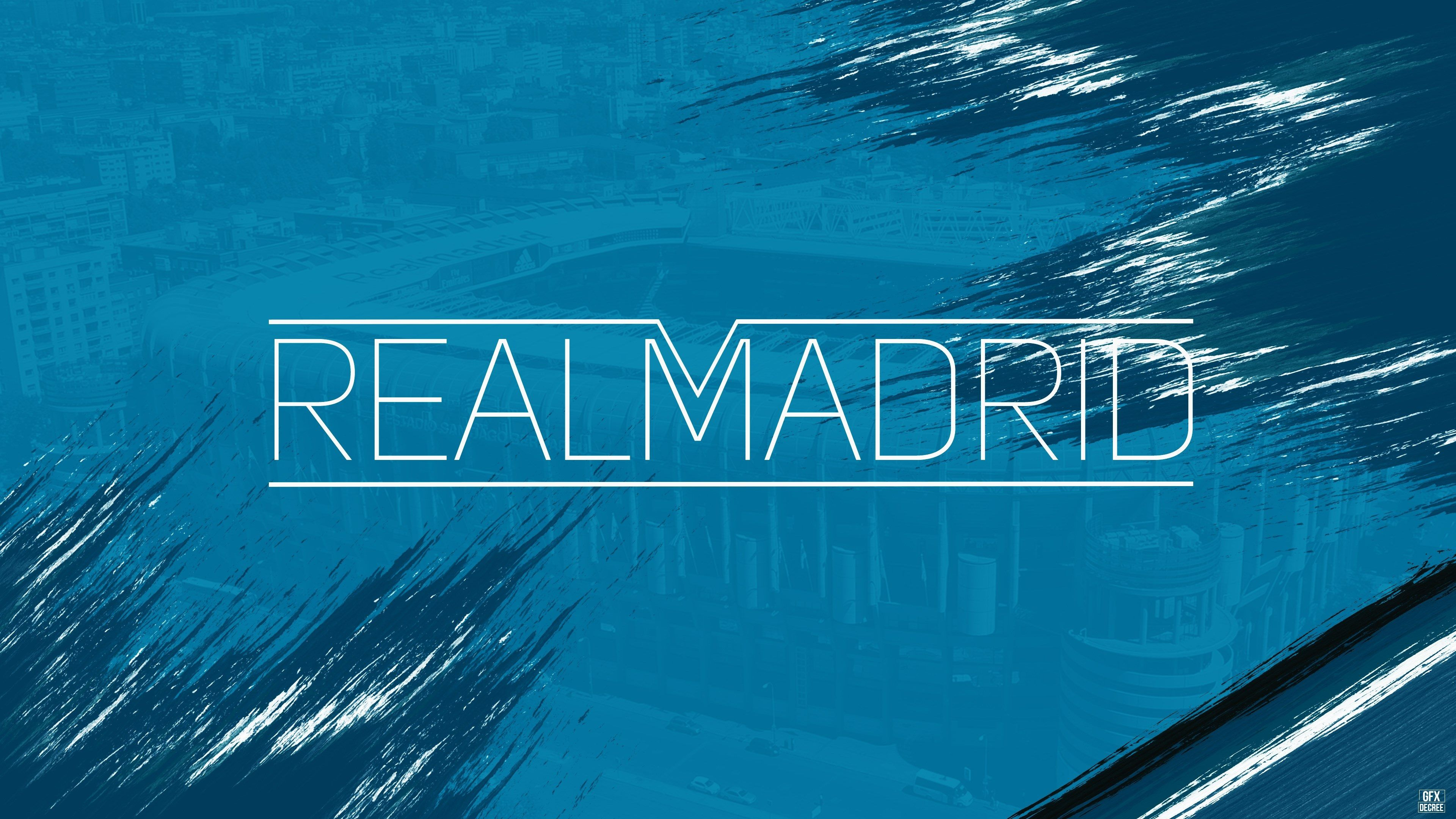 3840x2160 Real Madrid Cf 4k Download Backgrounds For Pc Madrid