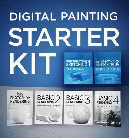 Digital Painting Starter Kit
