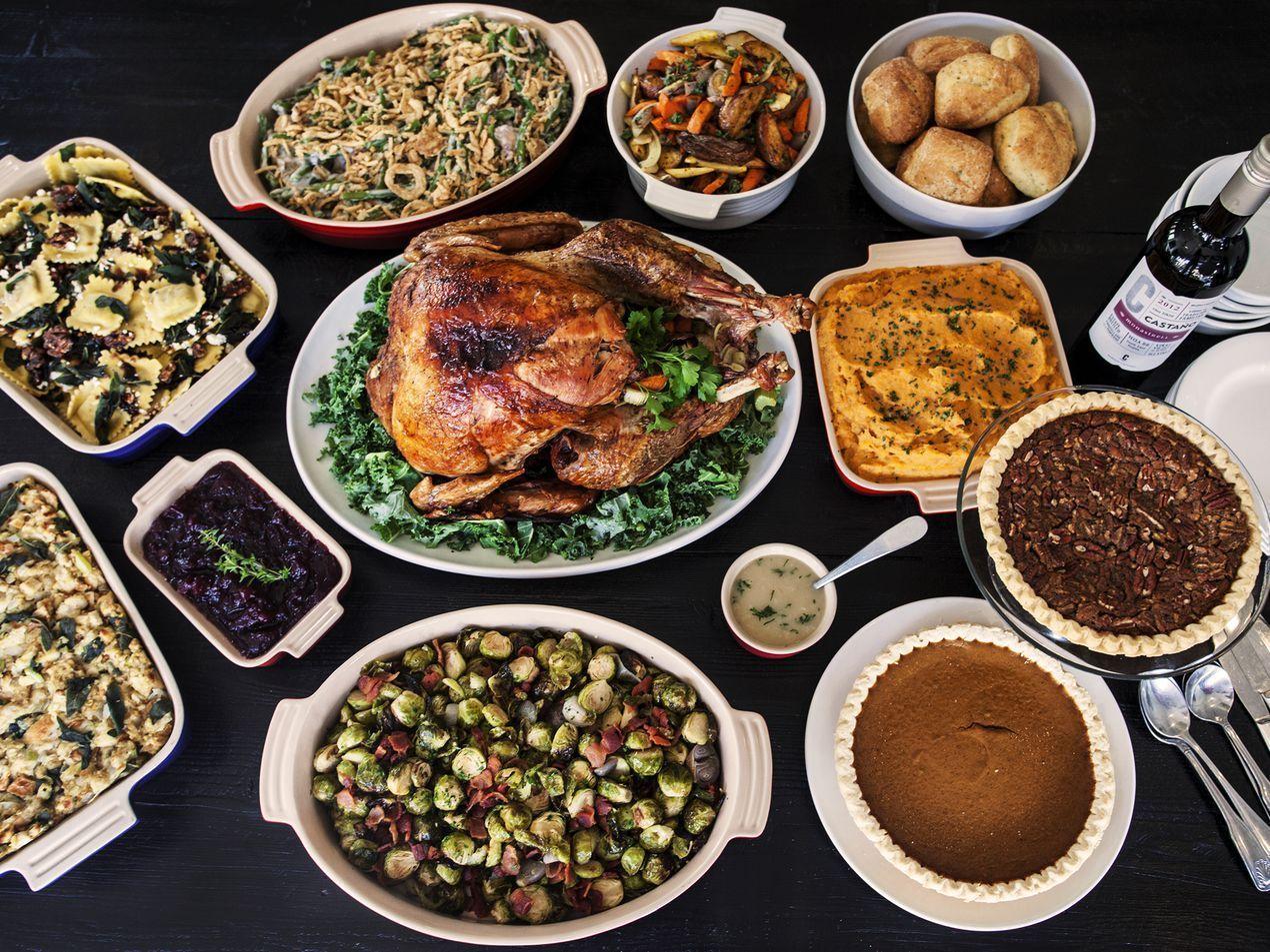 Chicago order takeout Thanksgiving 14 Terrific