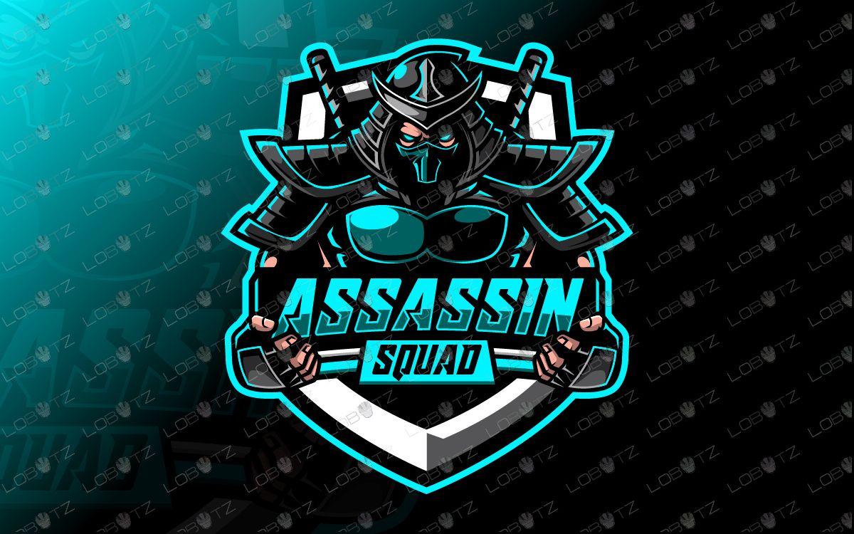 Assassin ESports Logo For Sale