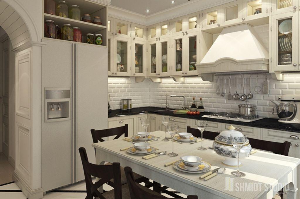Kuchnia Retro Okap Szukaj W Google Best Kitchen Designs Kitchen Design Cool Kitchens