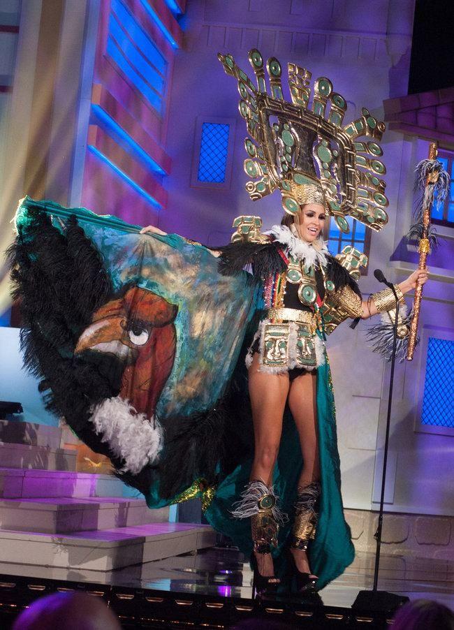 Miss Universo 2015- Perú