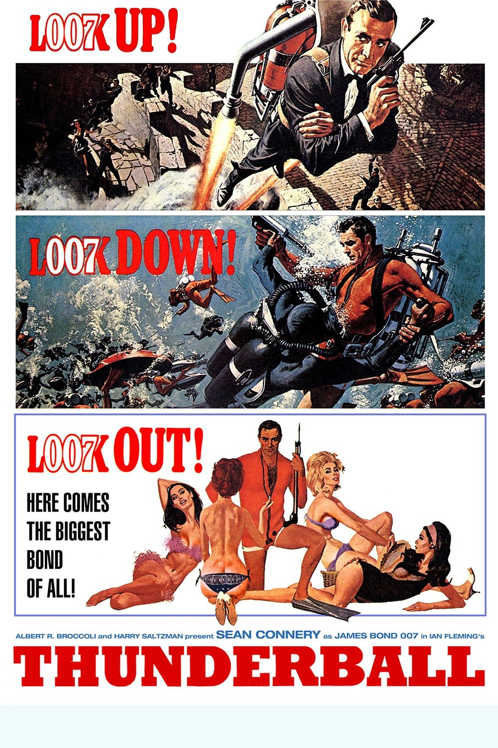 james bond � 007 thunderball 1965 james bond 007