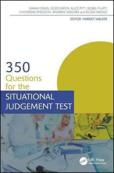 350 Questions for the Situational Judgement Test wonderlic