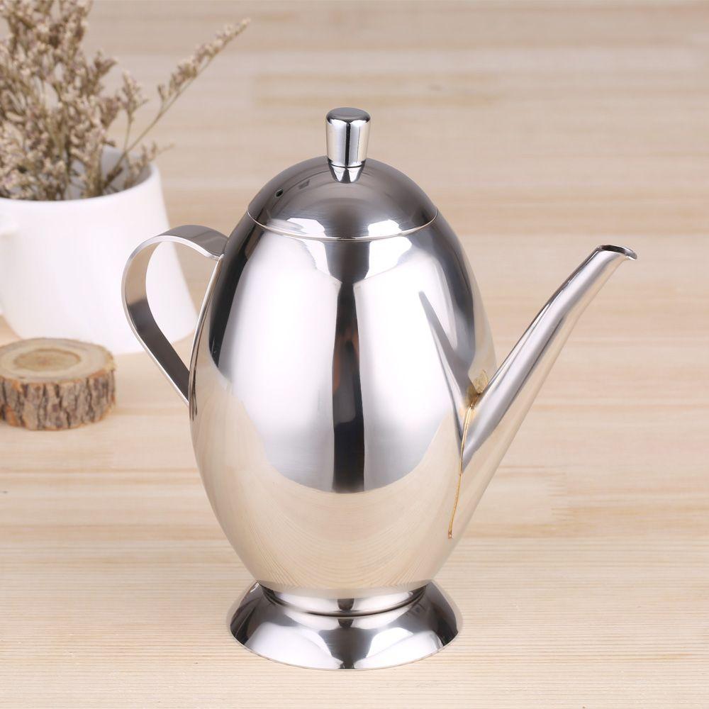 $17.76 / piece 500ml Stainless Steel Olive Oil Vinegar Batcher Can ...