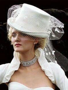 Kobido bride  HatsForWomenVintage  192d3cc6f1c