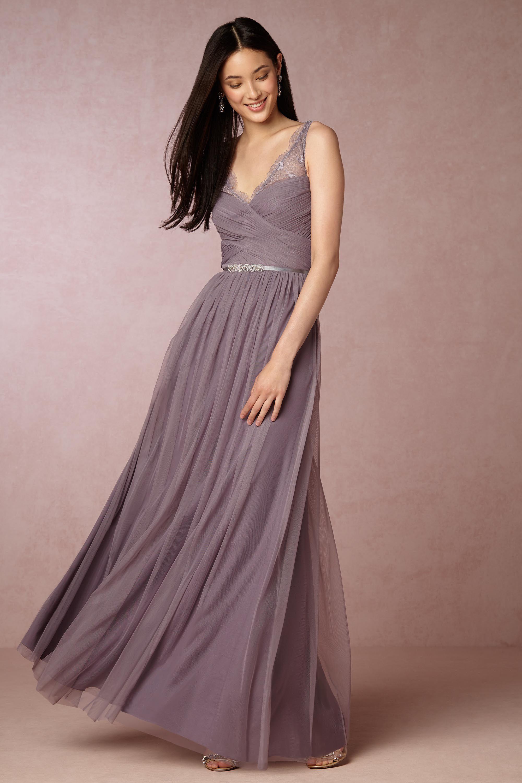 Purple bridesmaid dress fleur dress in dusty plum from bhldn purple bridesmaid dress fleur dress in dusty plum from bhldn ombrellifo Choice Image