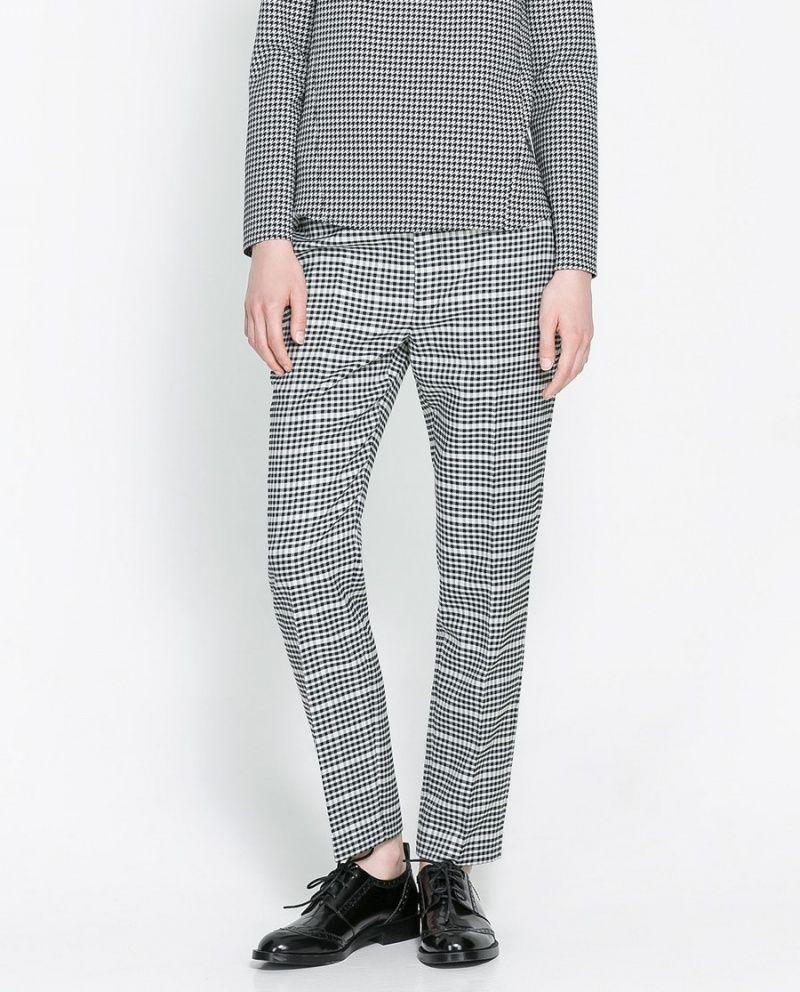 Galeria Zdjec Aukcji Allegro Spodnie W Kratke Galerie Allegro Pl Trousers Fashion Skinny Trousers