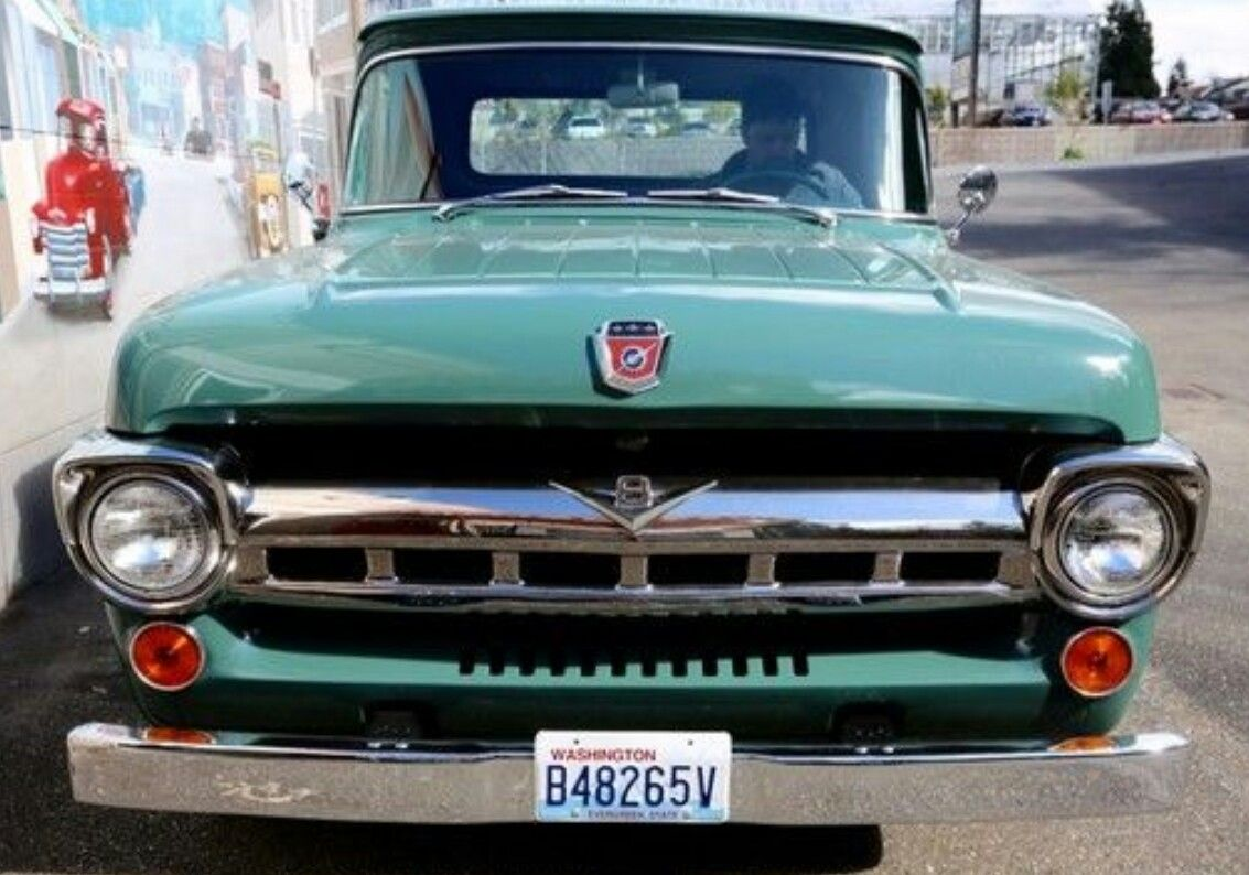 F 100 1957 fof sale i want m i love old trucks pinterest ford trucks ford and pickup trucks