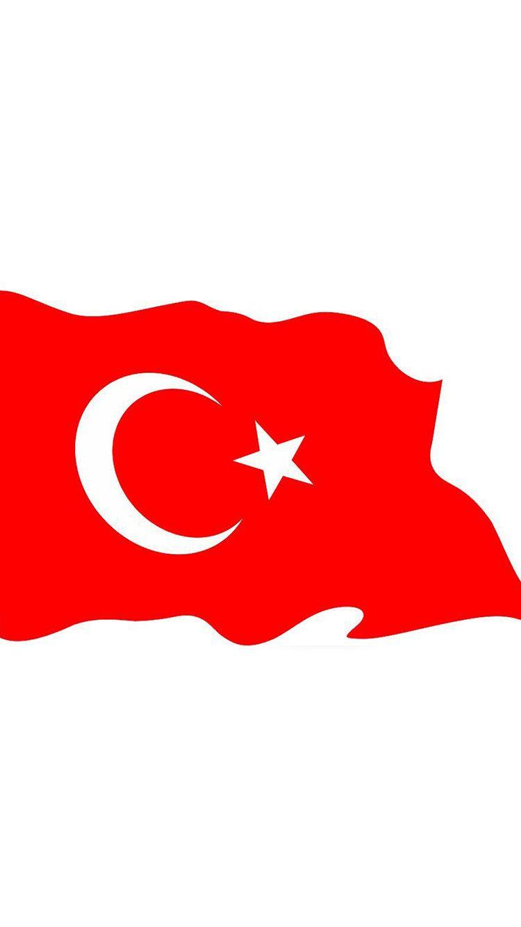 Iphone Turk Bayragi Duvar Kagitlari Indir Turk Bayraklari Bayrak Boyama Kagidi Kelebekler
