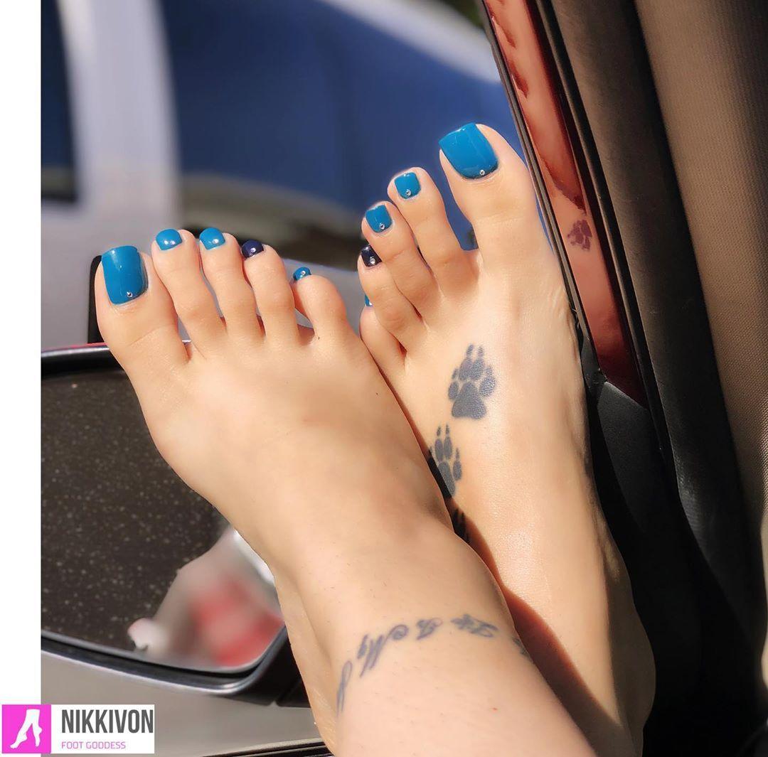 Feet goddess Goddess Bojana