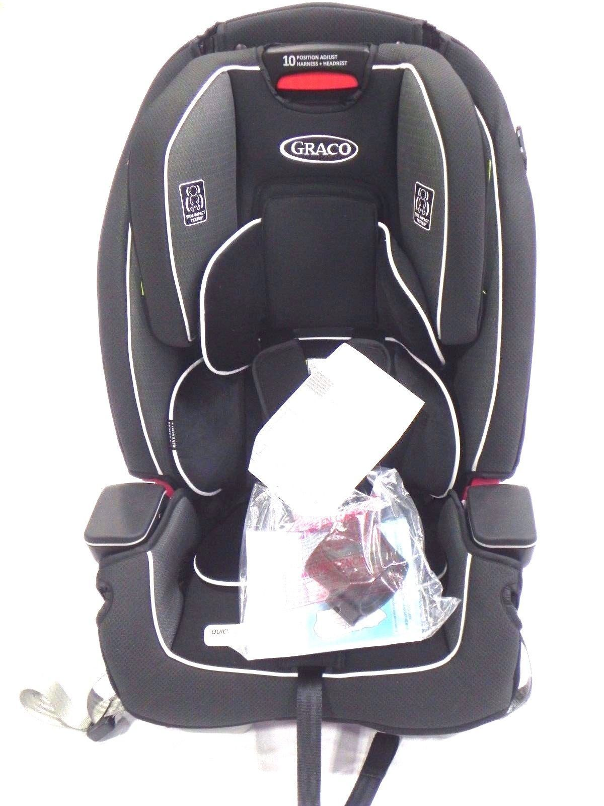 Graco Milestone All In One Convertible Car Seat Gotham
