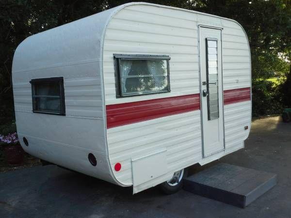 Vintage Camper   $4,800   10 ft   Ozark, Missouri area ...