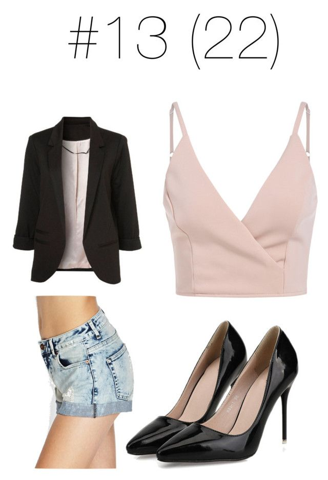 """Untitled #306"" by trendsette on Polyvore featuring Forever 21"
