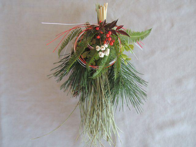 Photo of お正月飾り(フレッシュ)D   iichi ハンドメイド・クラフト作品・手仕事品の通販