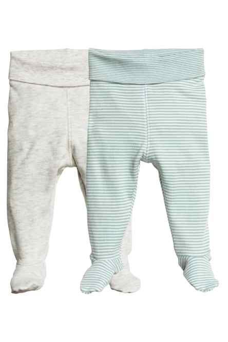 2 Db Os Labfejes Legging Szett Baby Leggings Kinderkledij Jongens Kinderen