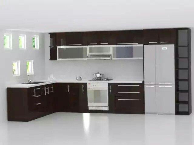 Pin de lulus leon en hogar pinterest cocinas cocina - Alacenas modernas fotos ...