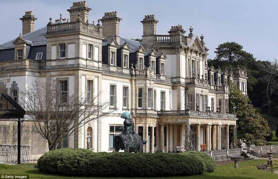 Glorious Edwardian mansion is back in business! Stunning house rescued from brink of dereliction opens its doors to the public for the first time in 20 years #edwardianperiod