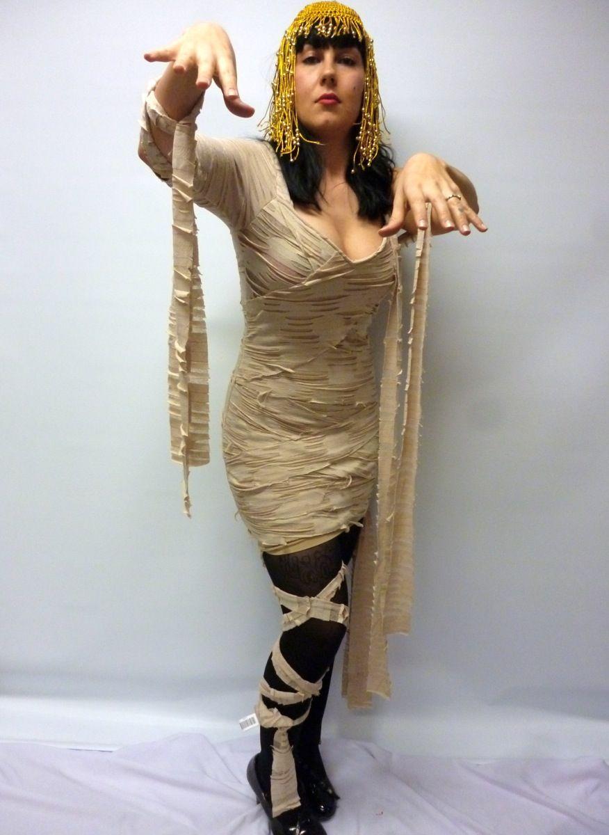Mummy Girl Costume Mummy Costume Costumes Cool Costumes
