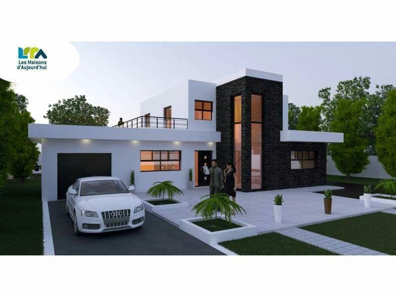 This design would be good for a bungalow renovation Dream Home - comment calculer surface habitable d une maison