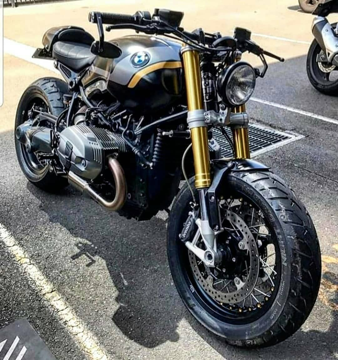 Cafe Racers And Vintage Bikes On Instagram Bmw Tag Your