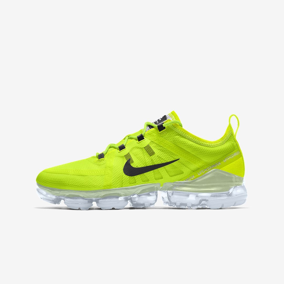 new concept 18482 fca90 Nike Air VaporMax 2019 By You Custom Men s Shoe Size 6.5 (Multi-Color)