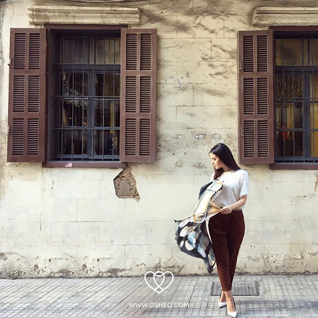 Hello #FashionFriday  Fashion is art and you are the canvas. #OsheqFF #Fashion #FashionFriday #Style #Fashionista #OsheqDxb