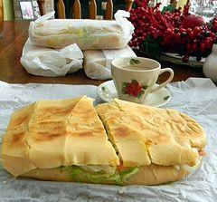 Diane Cuban Sandwich Ybor City Tampa Cuban Cuisine