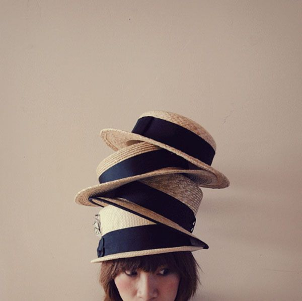 hats, which make me remember another hat...