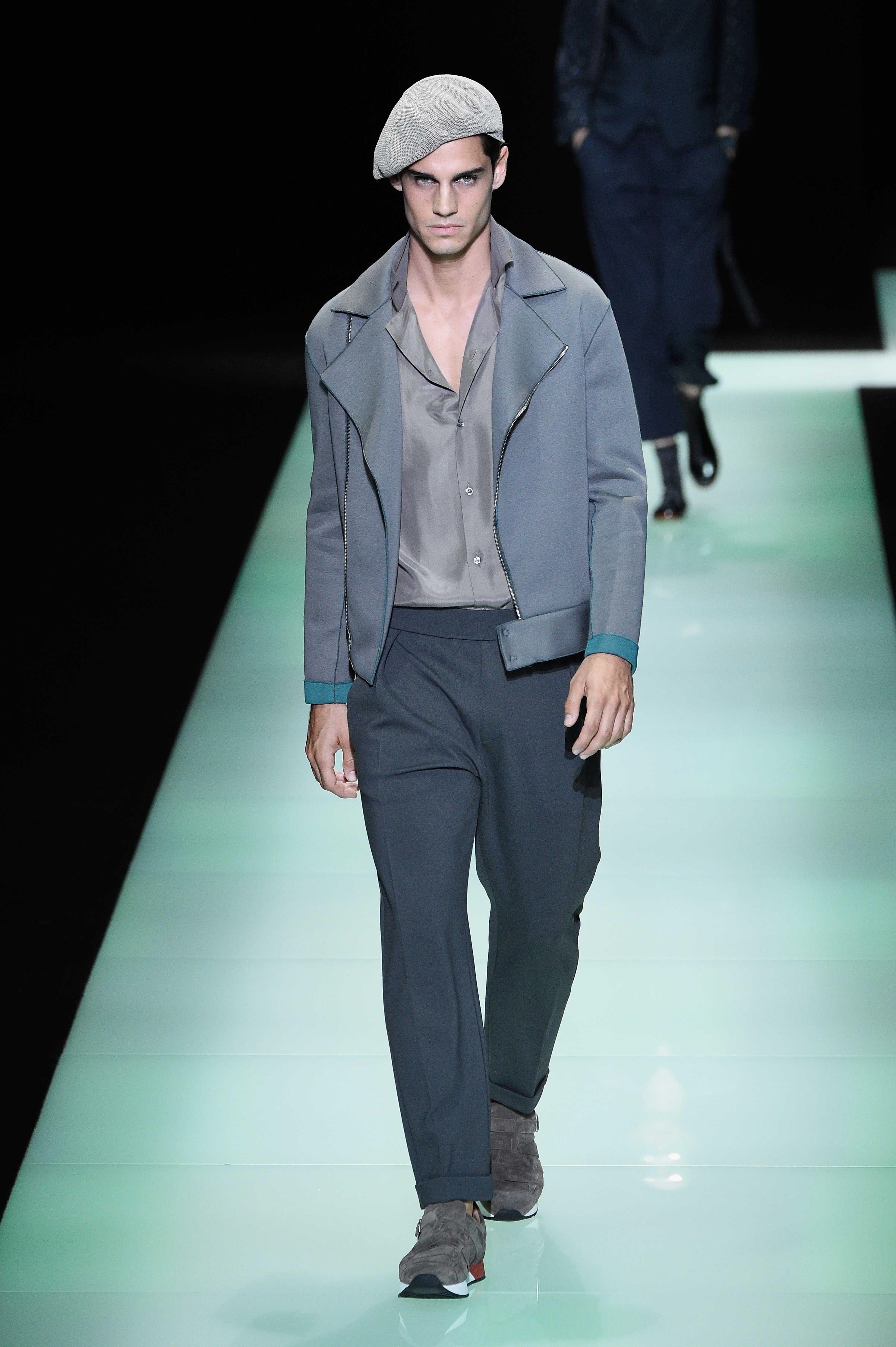 Emporio Armani SpringSummer 2016 Collection - Milan Fashion Week - DerriusPierreCom (8)
