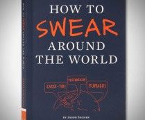 """How to Swear Around The World"", I need this book"