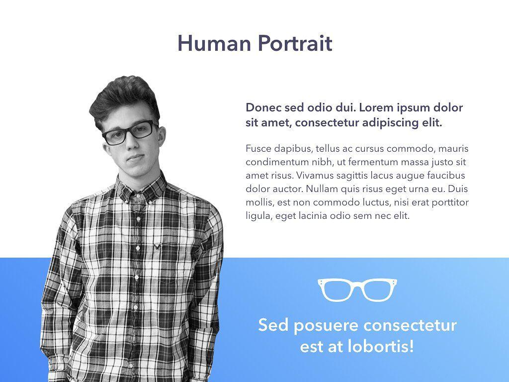 Eye Health Powerpoint Template Eye Health Keynote Template Templates