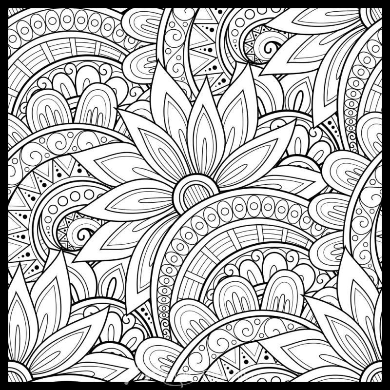 Whirligigs Ii Mandala Coloring Books Flower Coloring Pages Coloring Pages