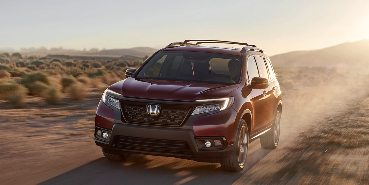 2021 Honda Passport Review Pricing And Specs In 2020 Honda Passport Honda Honda S