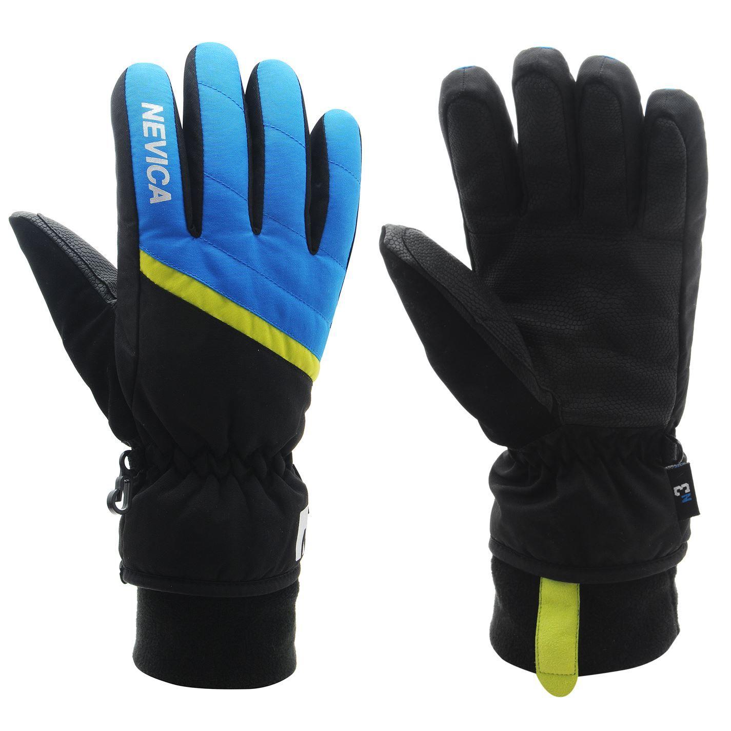 Nevica Nevica Ski Gloves Junior Boys Ski Mitts and