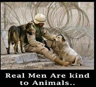 an analysis of the statement all men are dogs The bible never says 'all men are created equal' how the new testament offers a better, higher calling than the declaration of independence andrew.