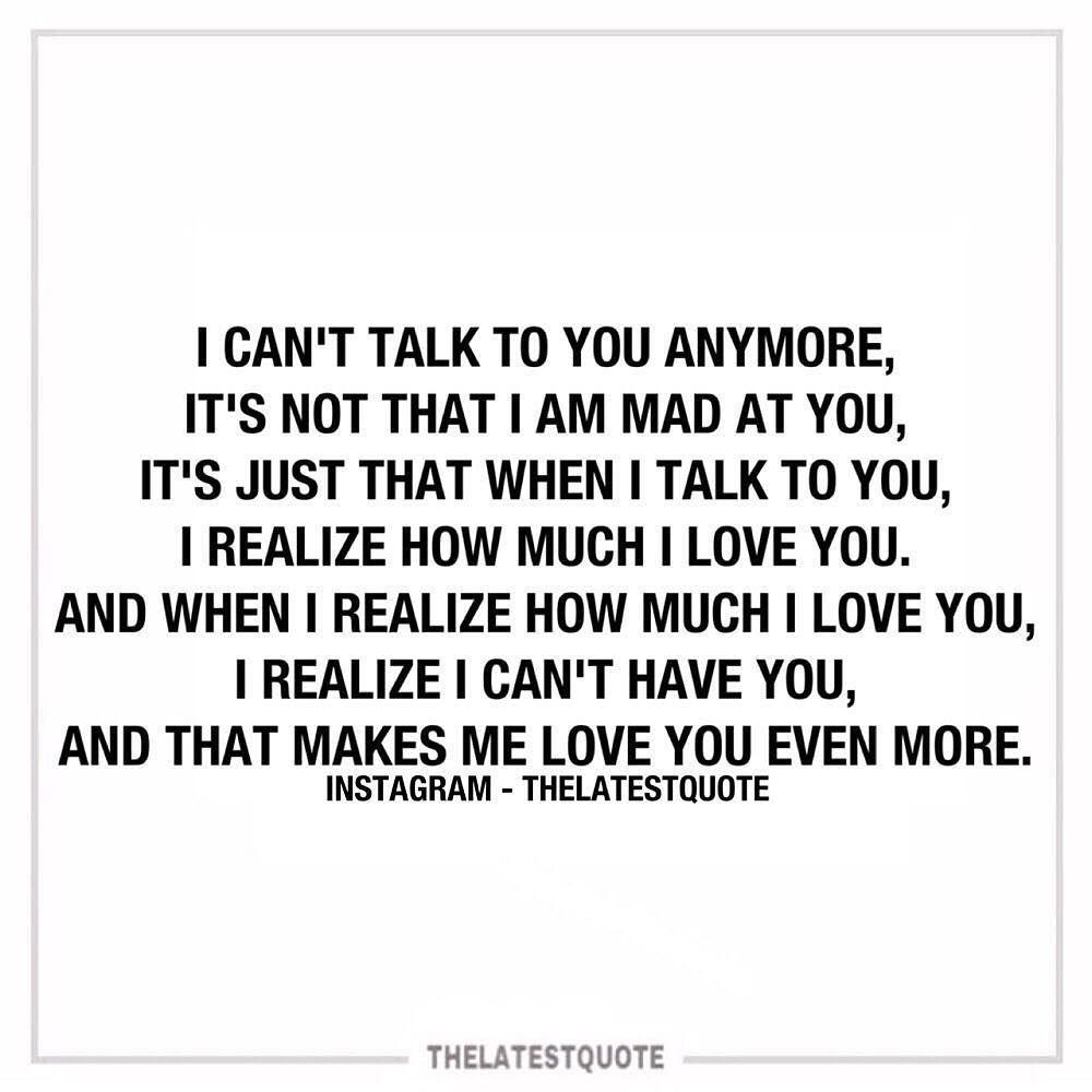 Mad Love Quotes Thelatestquote Talk Mad Love Realize  Thelatestquote Https