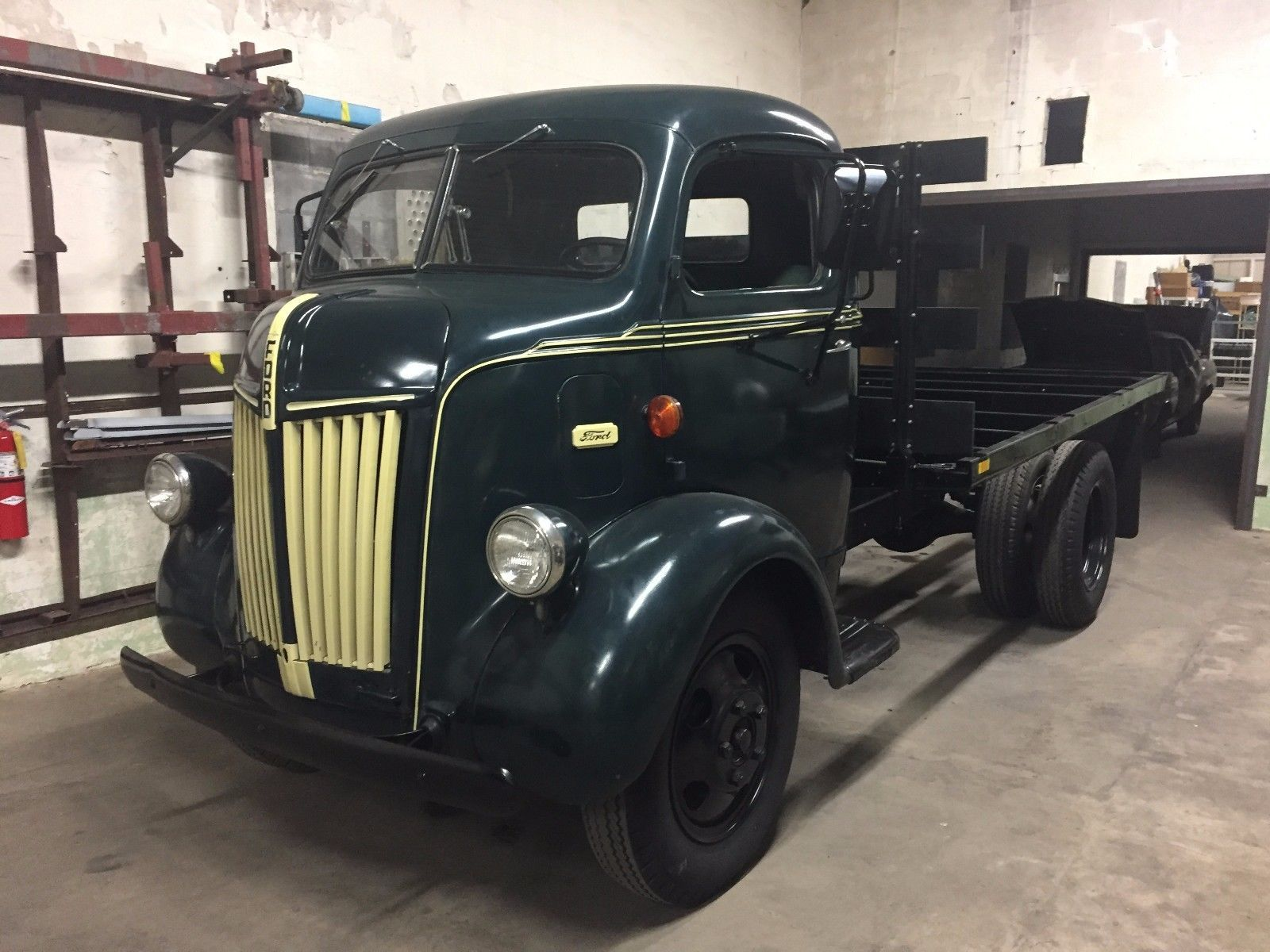 1947 Ford Coe Cab Over Truck Trucks T 1942 Dodge Cool 2017 Other Pickups Cabover Flatbed Check More