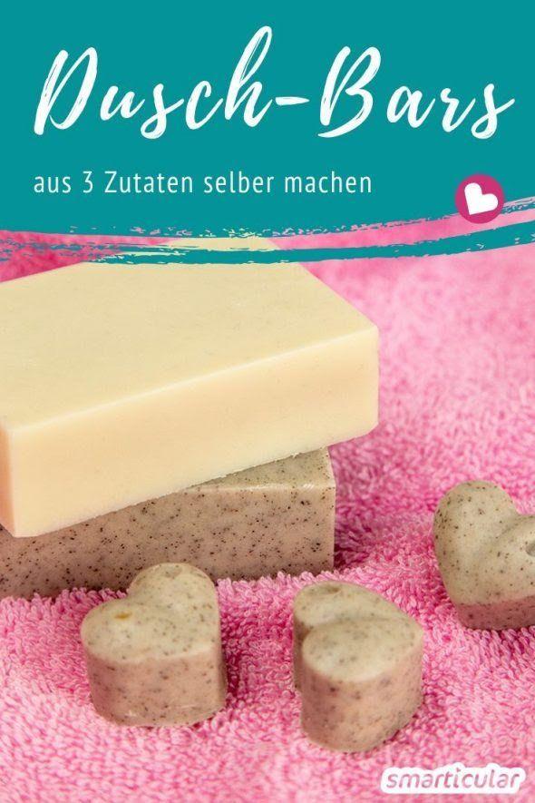 Photo of Festes Duschgel: Natürliche Dusch-Bars selber machen aus 3 Zutaten
