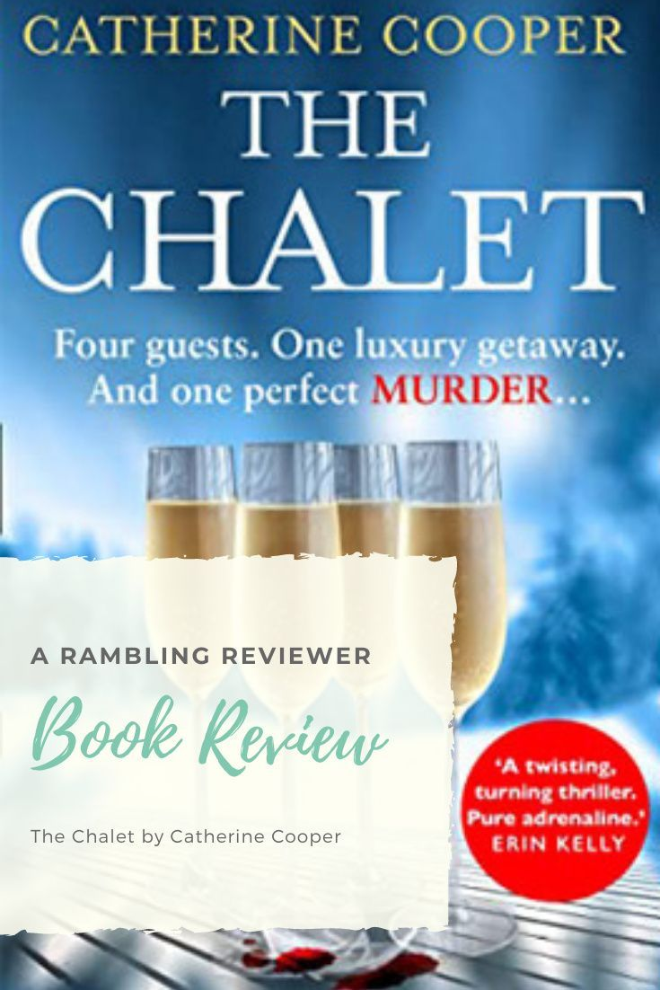 Check out my book review on the new mystery by Catherine Cooper, The Chalet. Visit the blog to find out if this should be on your bookshelf this winter or not. #books #bookstoread #reading #literature #bookblogger #bookblog #blogger #readinglist #bookshelf #bookrecommendations #bookreview #bookblogger #mystery