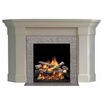 Fireplace Mantels And Surrounds Come In Several Sizes And Styles
