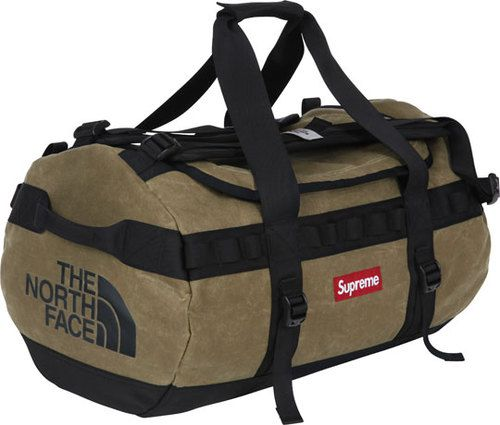north face duffelbag
