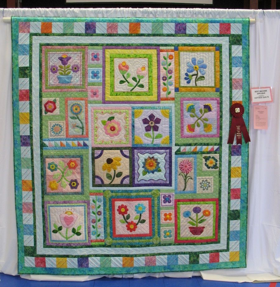 Best of the Valley - Quilt-lovers from Tulare and Kings County