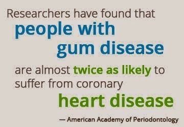 Researchers Have Found That People With Gum Disease Are Almost