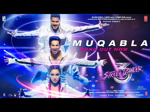 Street Dancer 3d Song Muqabala Varun Shraddha Have Nothing On Prabhudeva S Effortless Dancing As He Returns With His Iconi Bollywood Songs Movie Songs Songs
