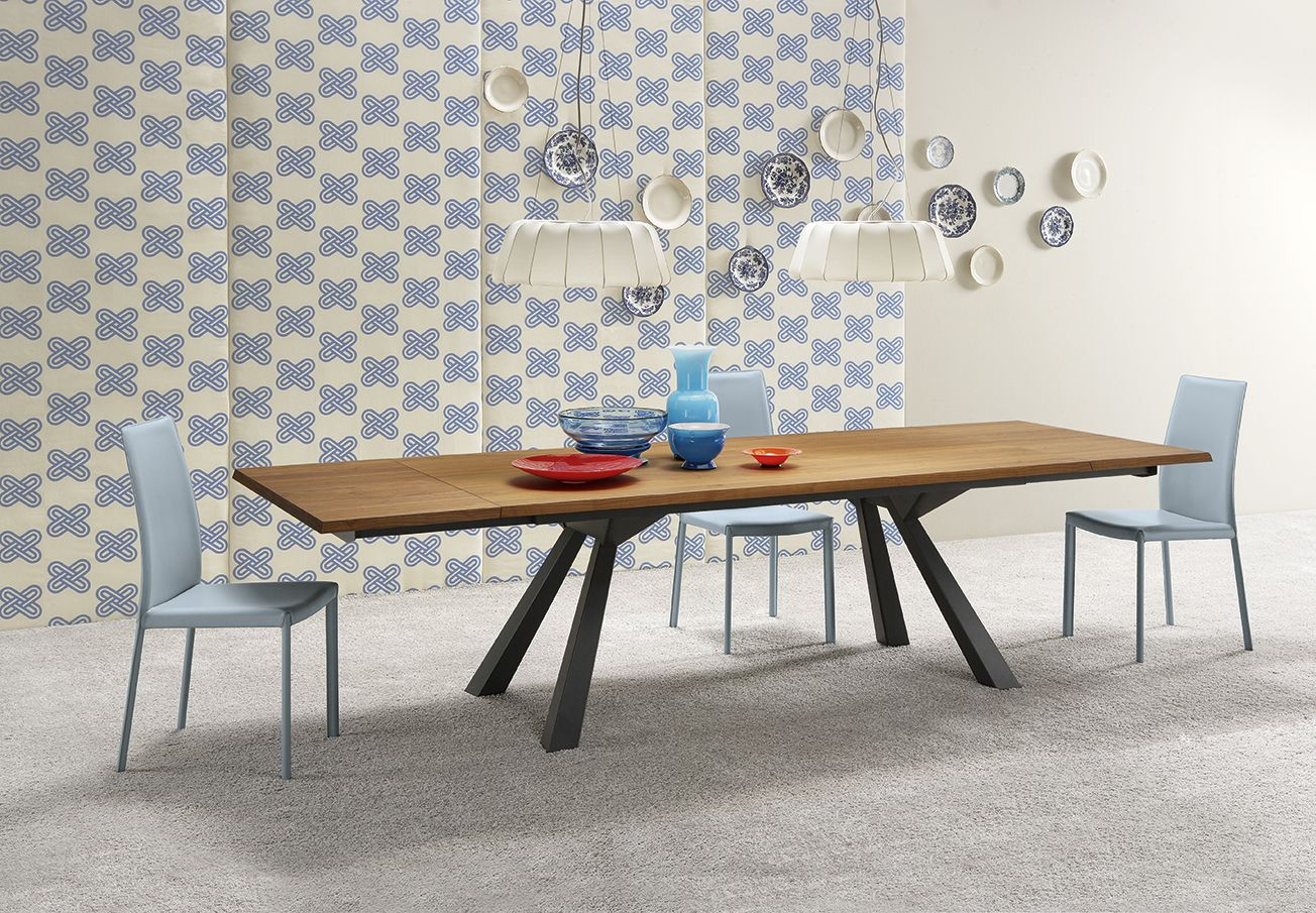 Tavolo midj ~ Zeus fix and extendable table by midj in italy is inspired by the