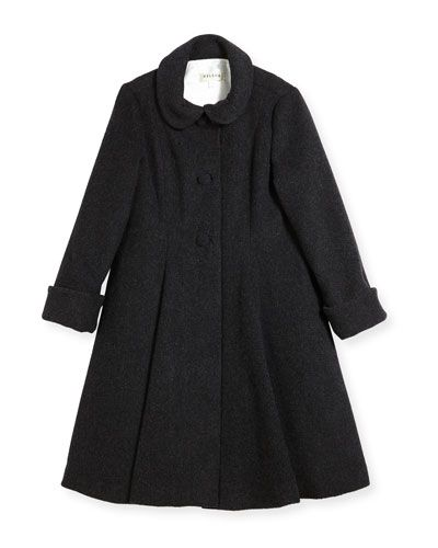 e00e173b0 Wool Topper Coat
