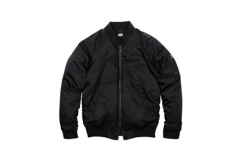4cd43880d KITH Classics Astor MA-1 Jacket - Black | Kith NYC | Stuff to Buy ...