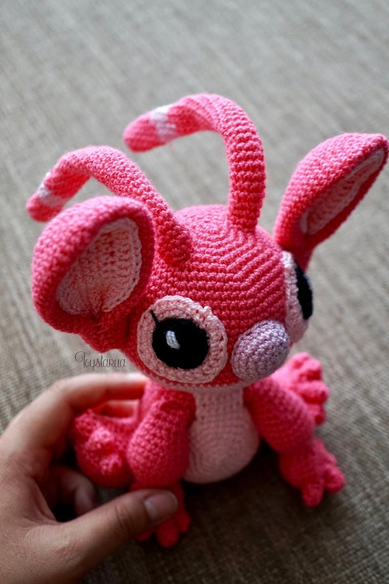 Ravelry: Amigurumi Stitch! from Lilo and Stitch pattern by Sweet N ... | 1193x794